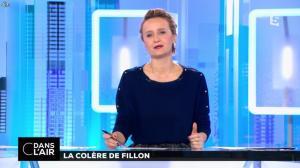 Caroline Roux dans C dans l'Air - 27/02/17 - 02