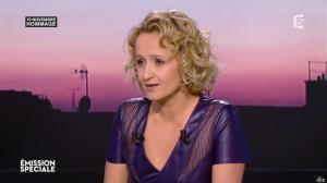 Caroline Roux dans Debat autour de Vous n'aurez pas ma Haine - 13/11/16 - 05