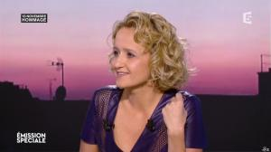 Caroline Roux dans Debat autour de Vous n'aurez pas ma Haine - 13/11/16 - 07