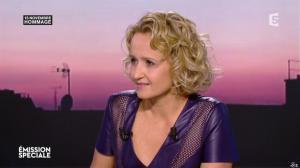 Caroline Roux dans Debat autour de Vous n'aurez pas ma Haine - 13/11/16 - 09