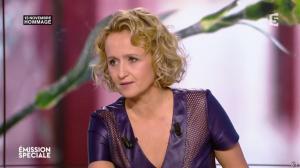 Caroline Roux dans Debat autour de Vous n'aurez pas ma Haine - 13/11/16 - 18