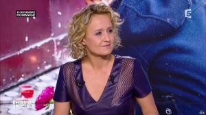 Caroline Roux dans Debat autour de Vous n'aurez pas ma Haine - 13/11/16 - 23