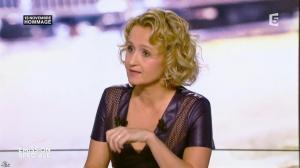 Caroline Roux dans Débat autour de Vous n'aurez pas ma Haine - 13/11/16 - 24