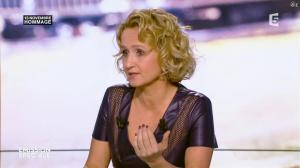Caroline Roux dans Debat autour de Vous n'aurez pas ma Haine - 13/11/16 - 25