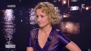 Caroline Roux dans Debat autour de Vous n'aurez pas ma Haine - 13/11/16 - 30