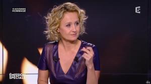 Caroline Roux dans Debat autour de Vous n'aurez pas ma Haine - 13/11/16 - 35