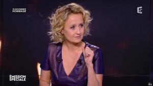 Caroline Roux dans Débat autour de Vous n'aurez pas ma Haine - 13/11/16 - 36