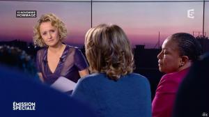 Caroline Roux dans Debat autour de Vous n'aurez pas ma Haine - 13/11/16 - 38
