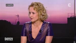 Caroline Roux dans Debat autour de Vous n'aurez pas ma Haine - 13/11/16 - 40