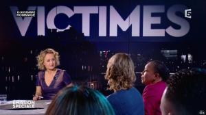 Caroline Roux dans Debat autour de Vous n'aurez pas ma Haine - 13/11/16 - 42