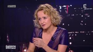 Caroline Roux dans Debat autour de Vous n'aurez pas ma Haine - 13/11/16 - 43