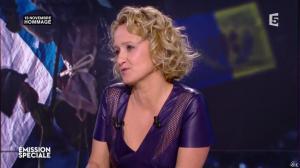Caroline Roux dans Debat autour de Vous n'aurez pas ma Haine - 13/11/16 - 44