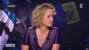 Caroline Roux dans Débat autour de Vous n'aurez pas ma Haine - 13/11/16 - 45