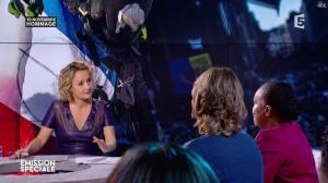 Caroline Roux dans Debat autour de Vous n'aurez pas ma Haine - 13/11/16 - 48
