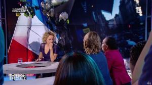 Caroline Roux dans Debat autour de Vous n'aurez pas ma Haine - 13/11/16 - 49