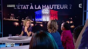 Caroline Roux dans Debat autour de Vous n'aurez pas ma Haine - 13/11/16 - 50