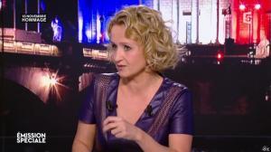 Caroline Roux dans Debat autour de Vous n'aurez pas ma Haine - 13/11/16 - 51