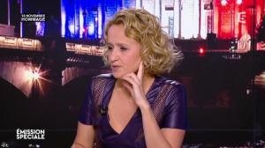 Caroline Roux dans Debat autour de Vous n'aurez pas ma Haine - 13/11/16 - 53