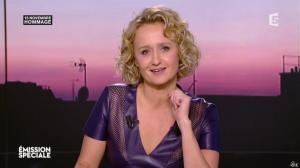 Caroline Roux dans Debat autour de Vous n'aurez pas ma Haine - 13/11/16 - 55