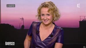 Caroline Roux dans Debat autour de Vous n'aurez pas ma Haine - 13/11/16 - 56