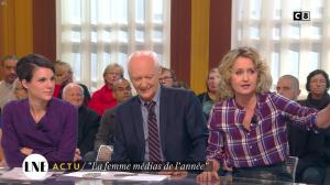 Caroline Roux dans la Nouvelle Edition - 01/12/16 - 09