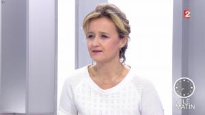 Caroline Roux dans les 4 Vérités - 01/03/17 - 09