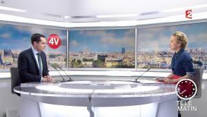 Caroline Roux dans les 4 Vérités - 06/02/17 - 01