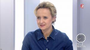 Caroline Roux dans les 4 Vérités - 06/02/17 - 06