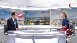 Caroline Roux dans les 4 Vérités - 06/02/17 - 07