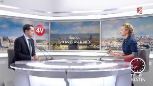 Caroline Roux dans les 4 Vérités - 06/02/17 - 09
