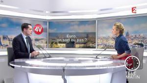 Caroline Roux dans les 4 Vérités - 06/02/17 - 12