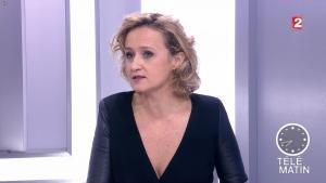 Caroline Roux dans les 4 Vérités - 07/12/16 - 07
