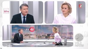Caroline Roux dans les 4 Vérités - 09/01/17 - 03