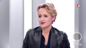 Caroline Roux dans les 4 Vérités - 15/11/16 - 04