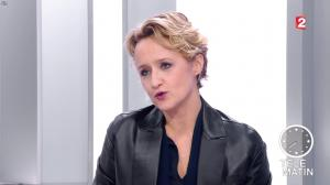 Caroline Roux dans les 4 Vérités - 15/11/16 - 05