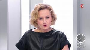 Caroline Roux dans les 4 Verites - 16/01/17 - 02