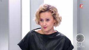 Caroline Roux dans les 4 Verites - 16/01/17 - 05