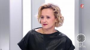 Caroline Roux dans les 4 Verites - 16/01/17 - 08