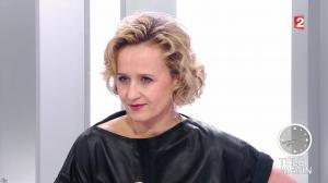 Caroline Roux dans les 4 Verites - 16/01/17 - 13