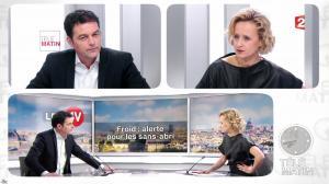 Caroline Roux dans les 4 Vérités - 16/01/17 - 14