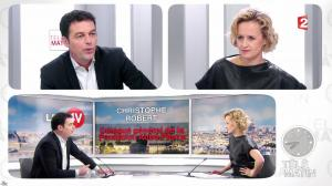Caroline Roux dans les 4 Vérités - 16/01/17 - 16