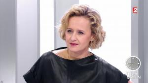 Caroline Roux dans les 4 Verites - 16/01/17 - 18
