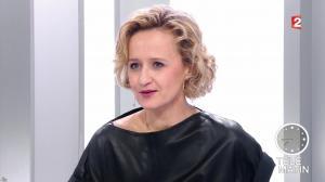 Caroline Roux dans les 4 Verites - 16/01/17 - 20