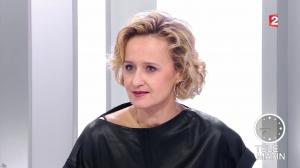 Caroline Roux dans les 4 Verites - 16/01/17 - 21