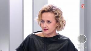 Caroline Roux dans les 4 Verites - 16/01/17 - 24