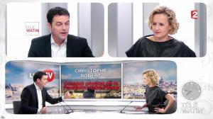 Caroline Roux dans les 4 Verites - 16/01/17 - 25