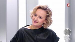 Caroline Roux dans les 4 Verites - 16/01/17 - 34
