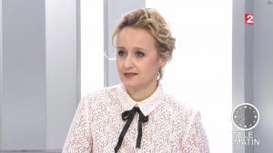 Caroline Roux dans les 4 Vérités - 18/01/17 - 02