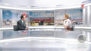 Caroline Roux dans les 4 Vérités - 18/01/17 - 06