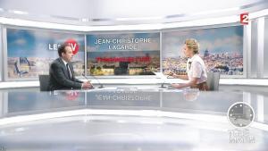 Caroline Roux dans les 4 Vérités - 18/01/17 - 08